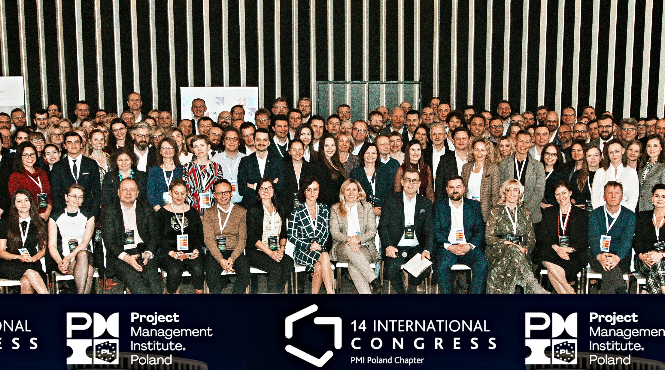Go Beyond Project Management – fotorelacja z XIV Międzynarodowego Kongresu PMI Poland Chapter!