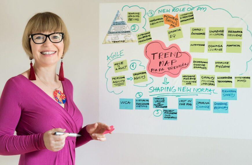 Nowa normalność – trendy w zarządzaniu projektami