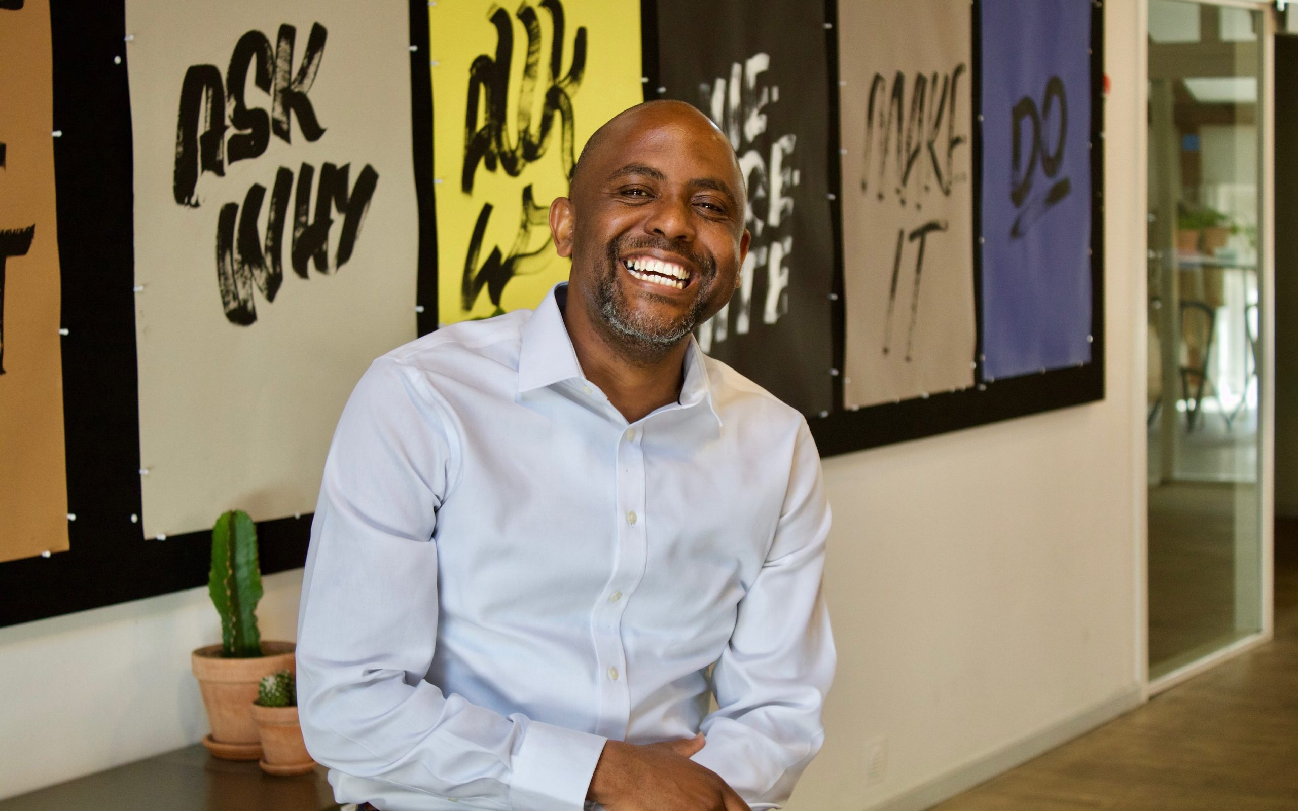 Pirate of Innovation – interview with Tendayi Viki